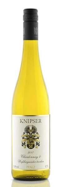 Knipser Chardonnay & Weissburgunder trocken