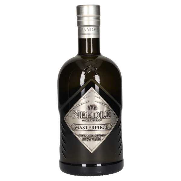 Needle Blackforest Masterpiece Dry Gin 0,5L